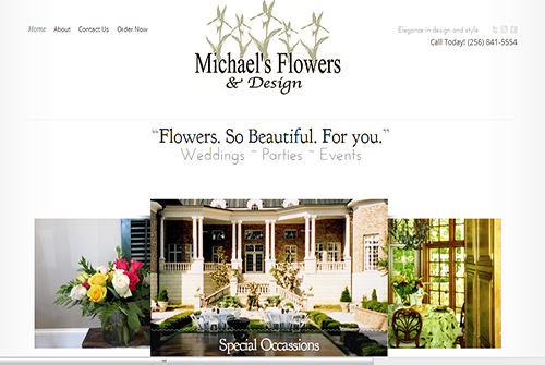 Michael's Flowers and Design